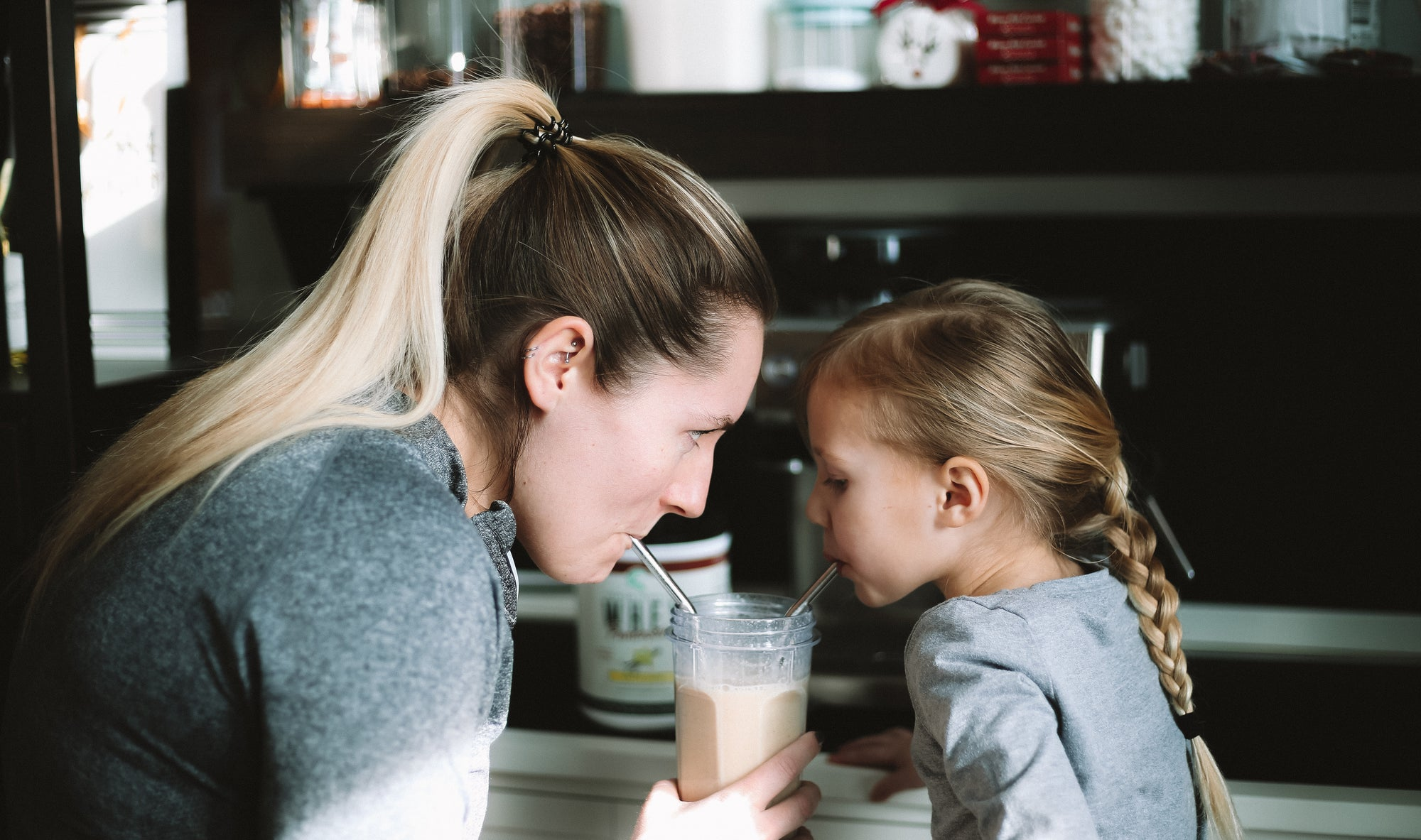 Easy Protein Smoothie Recipe for Busy Moms