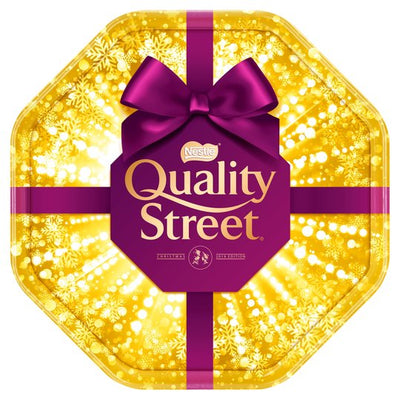 Nestle Quality Street Tin | 2019 Gold Christmas Edition | 800G