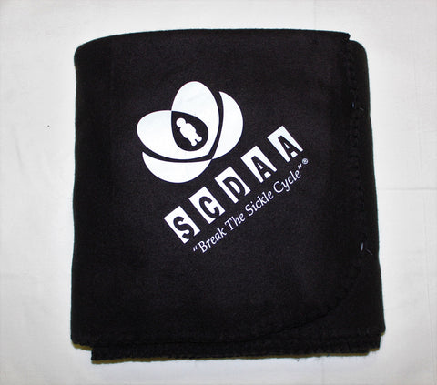 Fleece Blanket (Black)
