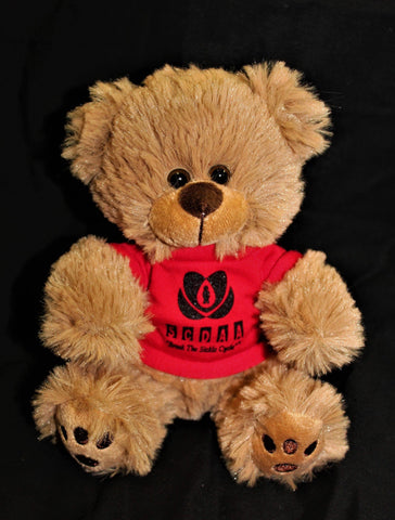 """Break the Sickle Cycle"" Mini Teddy Bear"
