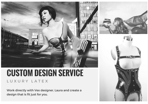 Custom Design Service for Luxury Latex