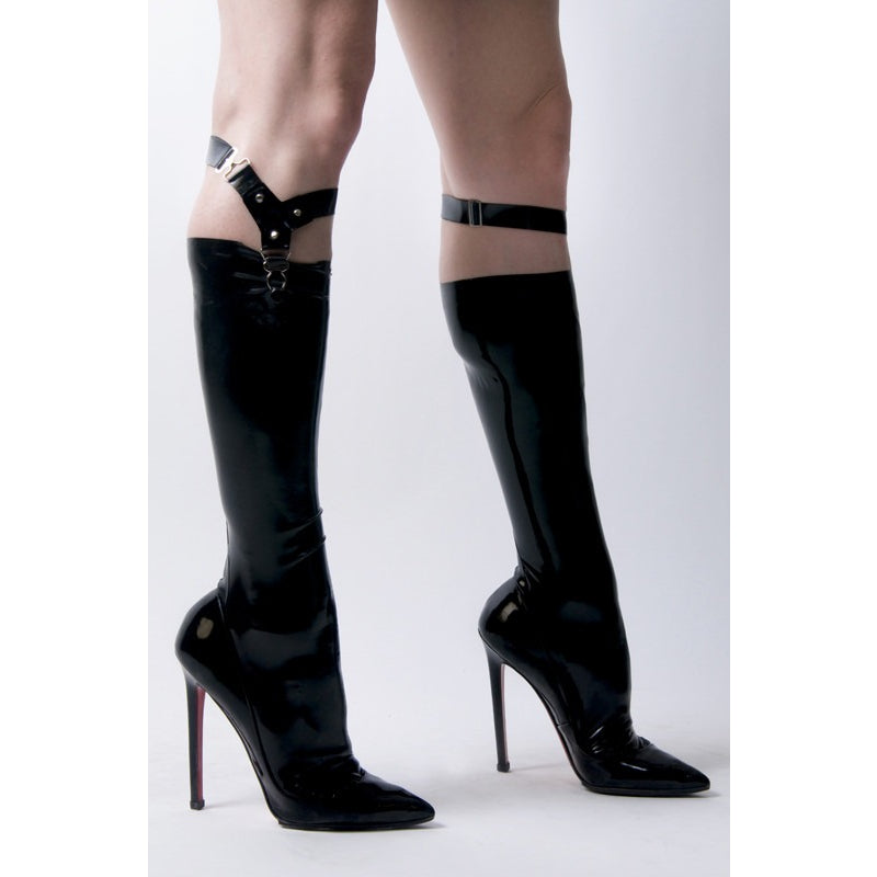 Sock Garters - Vex Inc. | Latex Clothing