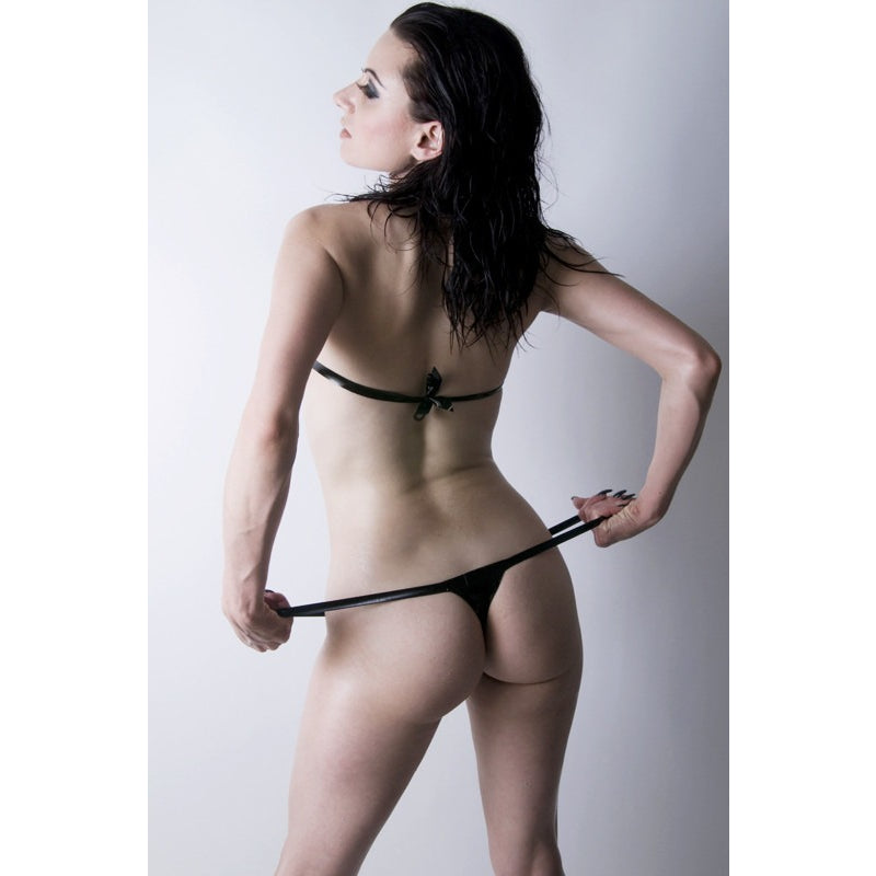 Frontage Thong - Vex Inc. | Latex Clothing