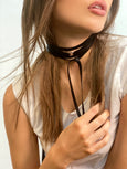 O Ring Wrap Choker