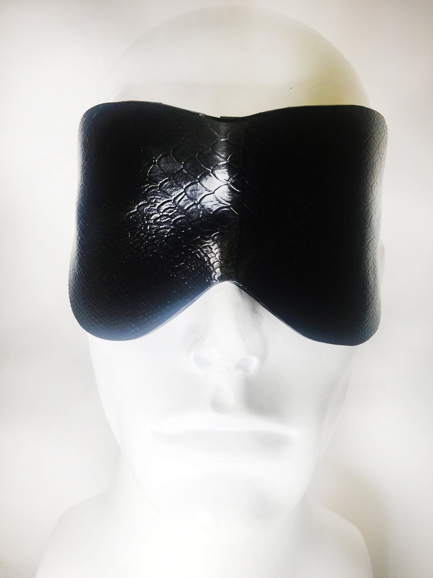 Mens Blindfold READY TO SHIP - Vex Inc. | Latex Clothing