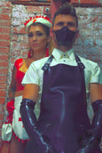 Boucherie Apron - Vex Inc. | Latex Clothing
