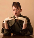 Wristlet Gloves - Vex Inc. | Latex Clothing