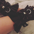 Deco Wrist Cuffs - Vex Inc. | Latex Clothing