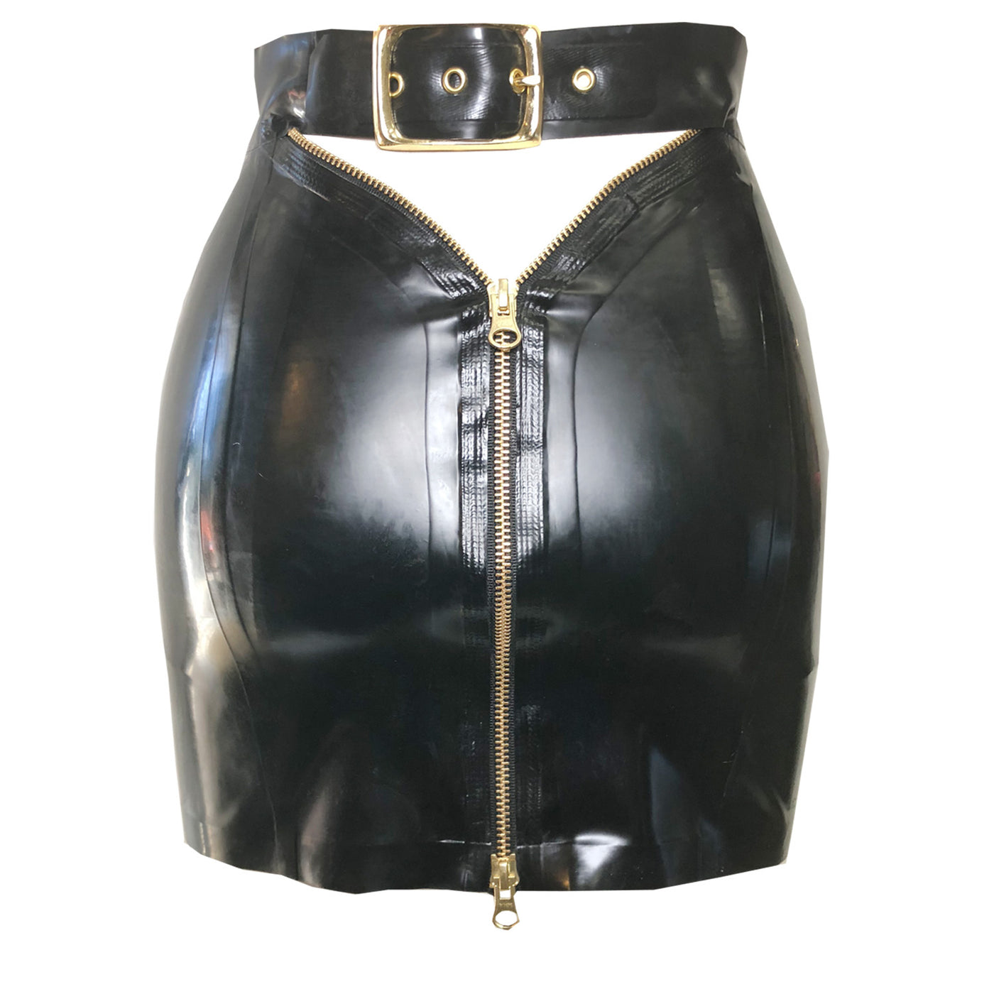 Peekaboo Mini Skirt - Vex Inc. | Latex Clothing