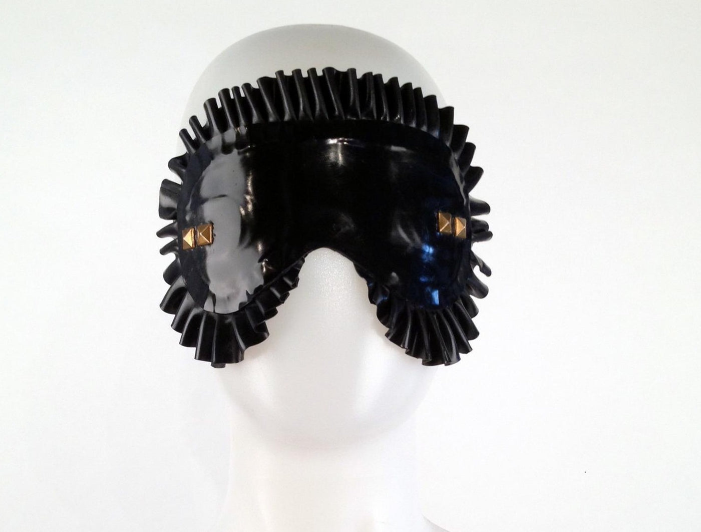 Deco Blindfold - Vex Inc. | Latex Clothing