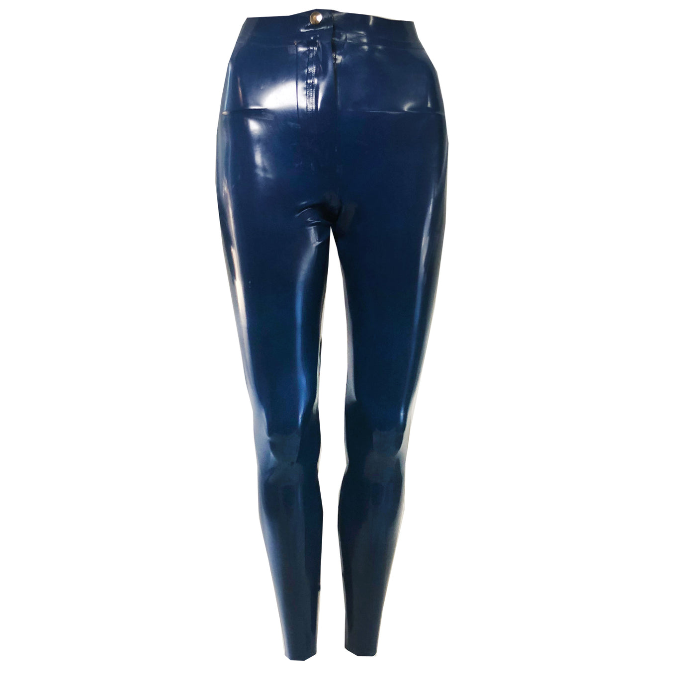 Latex jeans