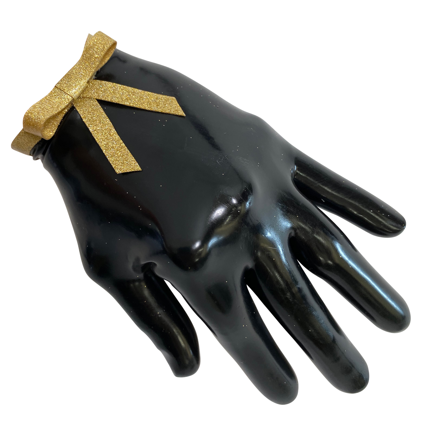 Bow Cropped Gloves