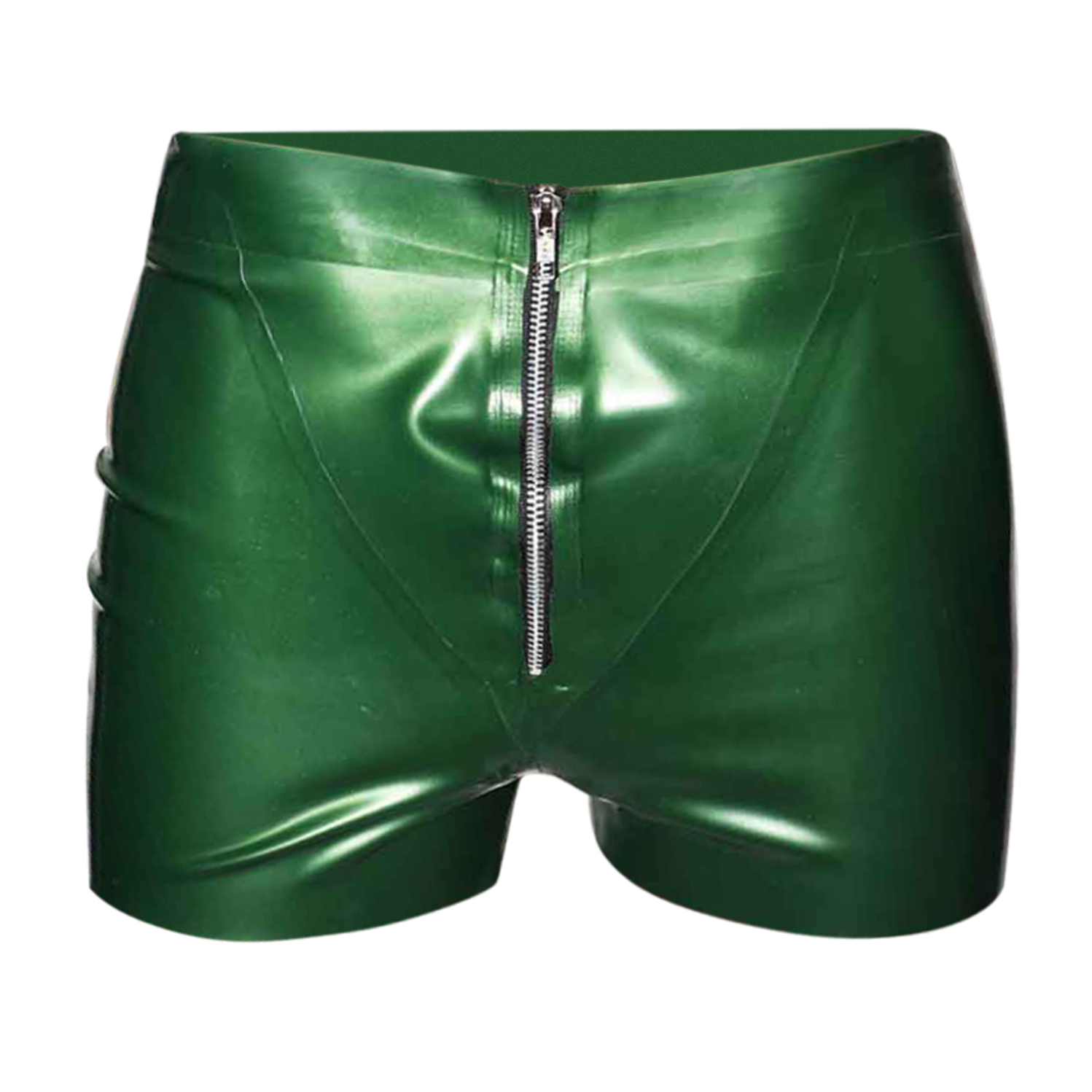 Zip Up Boxer  mens - Vex Inc. | Latex Clothing