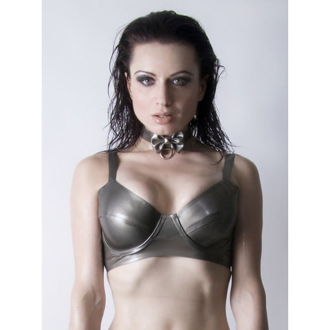 latex rubber collar