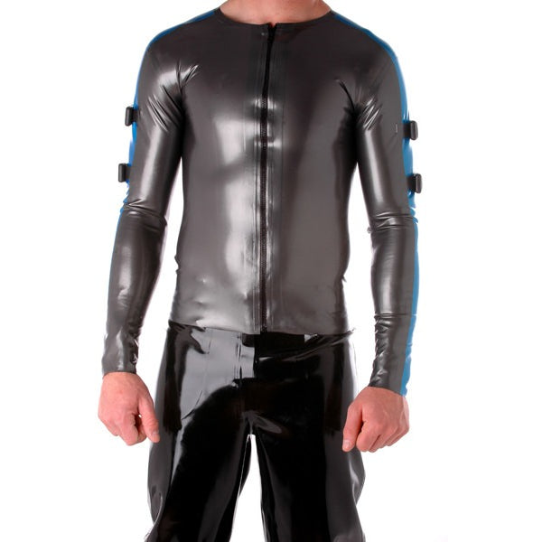 Buckle Shirt - Vex Inc. | Latex Clothing