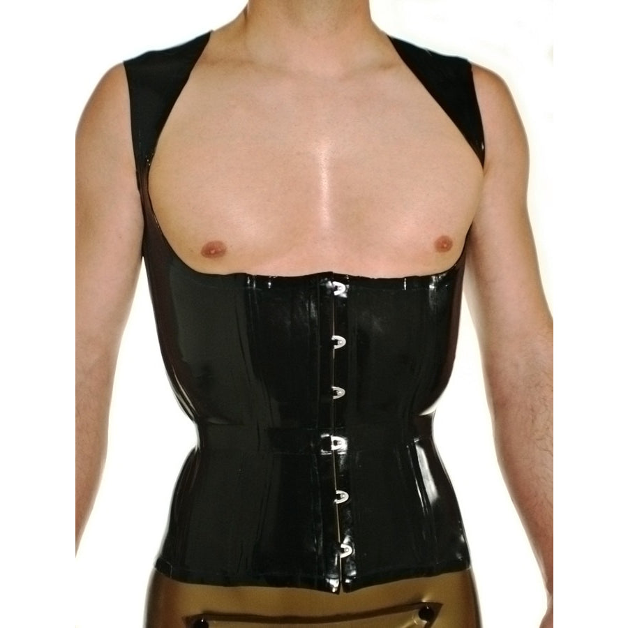 Busto Corset Vest - Vex Inc. | Latex Clothing