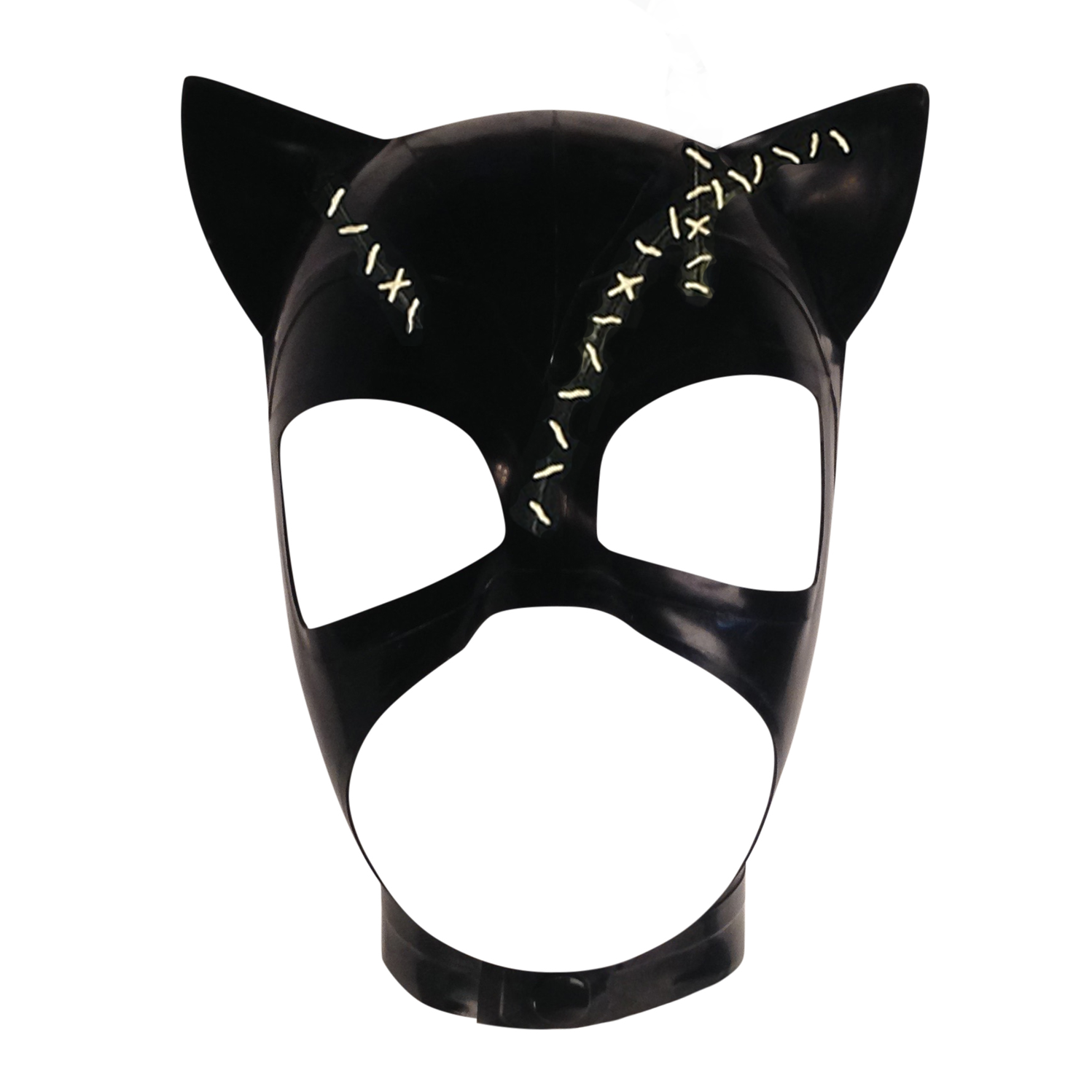 Stitched Cat Hood  Womens - Vex Inc. | Latex Clothing