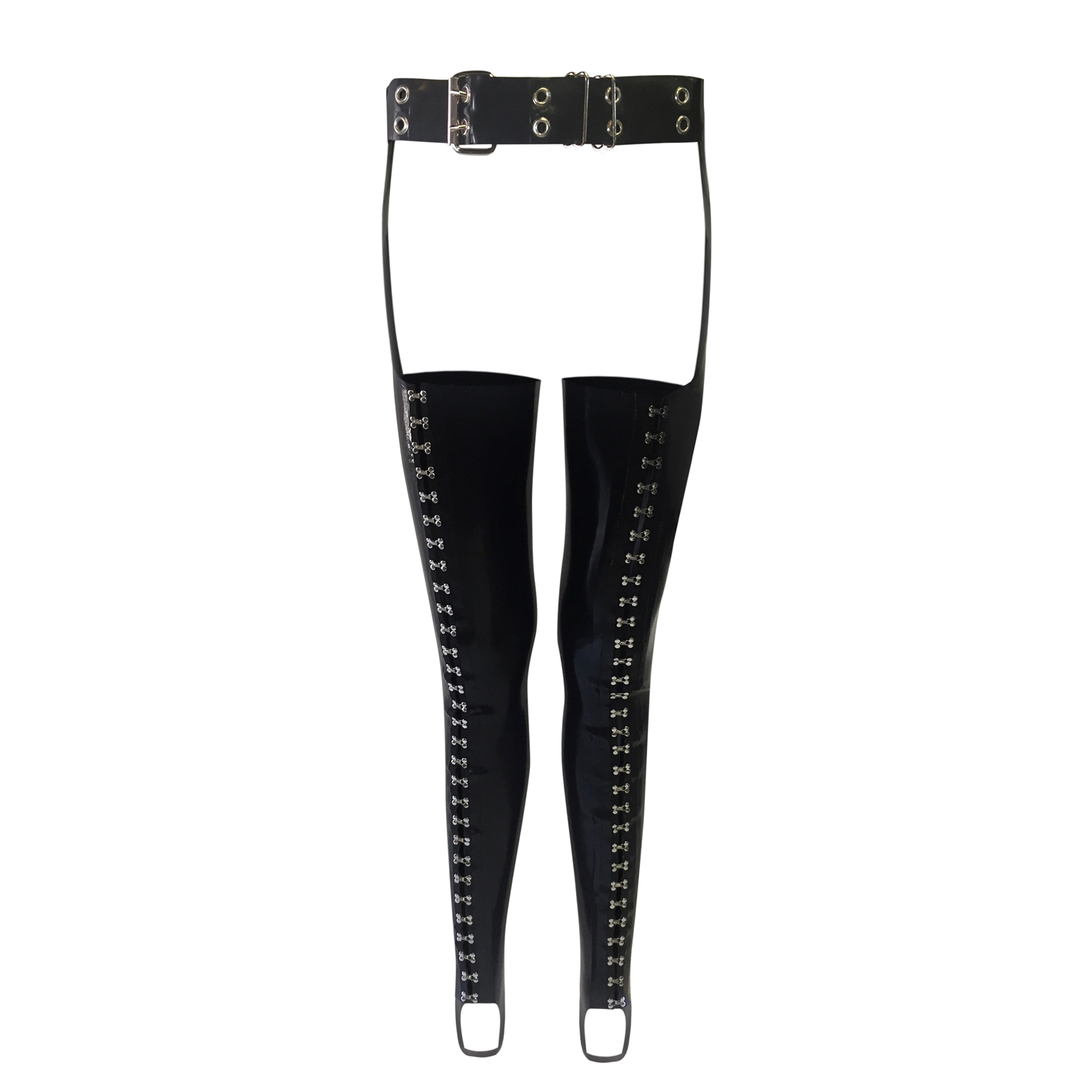 Thunderstruck Chaps  Womens - Vex Inc. | Latex Clothing