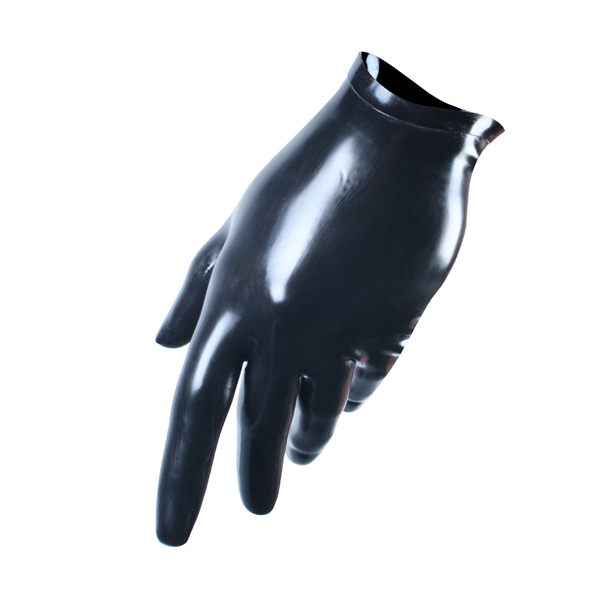 Cropped Gloves