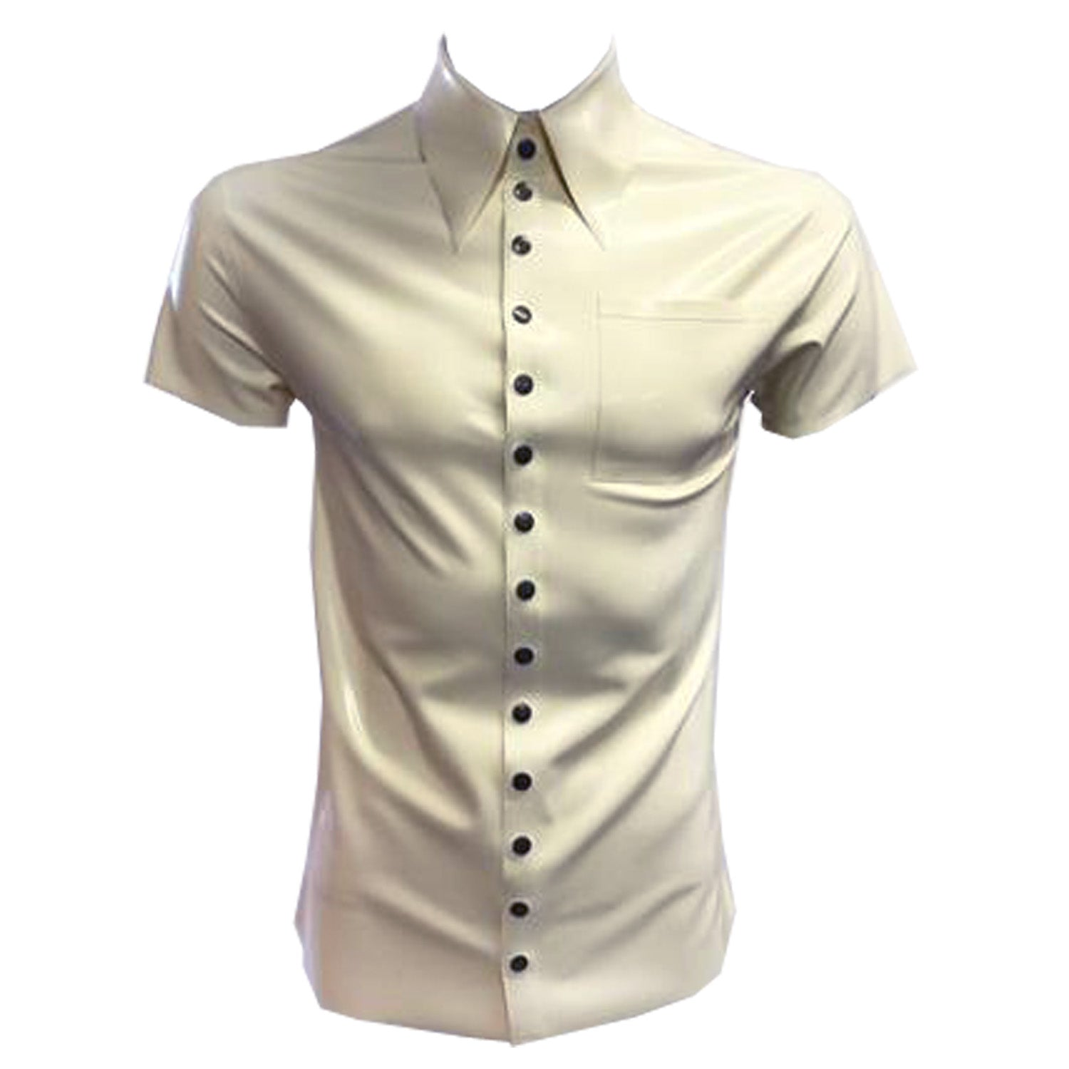 Dress Shirt  Mens - Vex Inc. | Latex Clothing