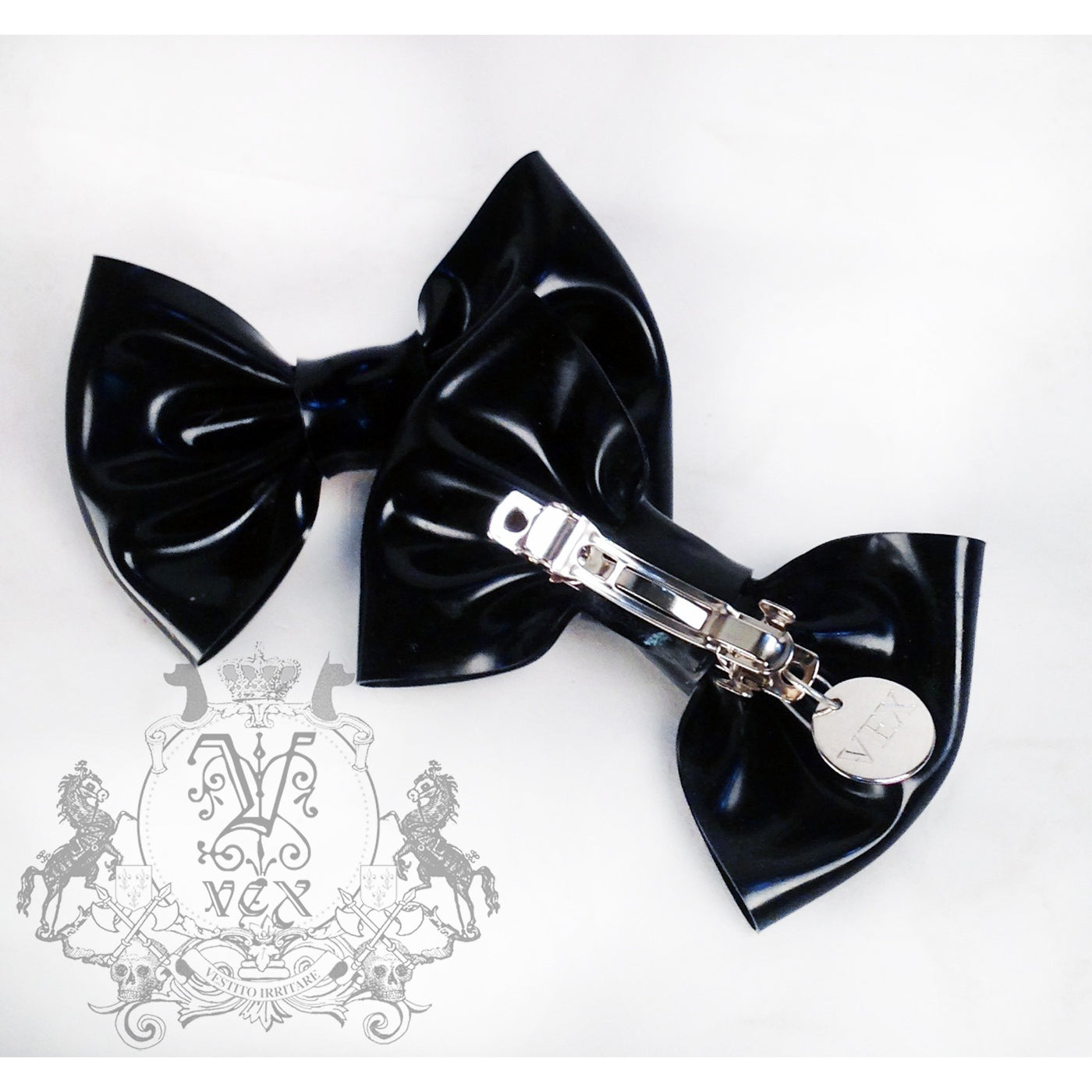 Hair Bows - Vex Inc. | Latex Clothing