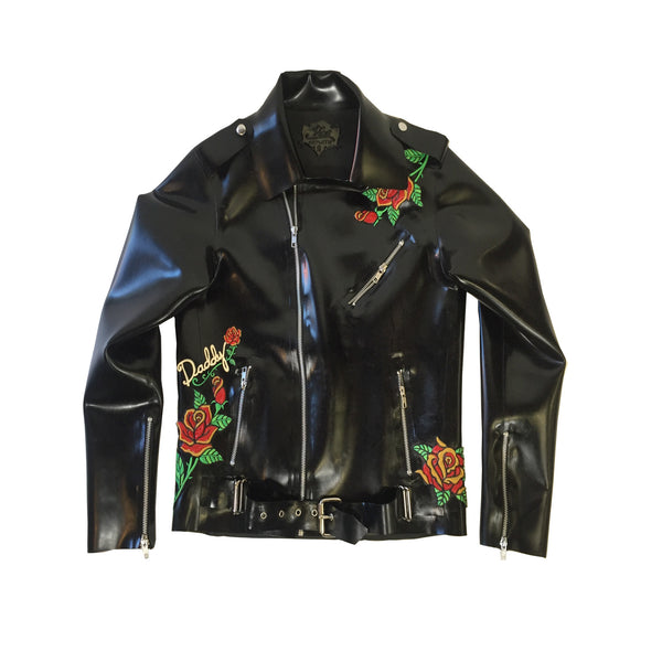 Hells Bells Jacket - Vex Inc. | Latex Clothing