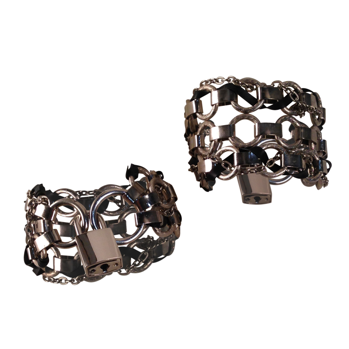 Interlock Ankle Cuffs