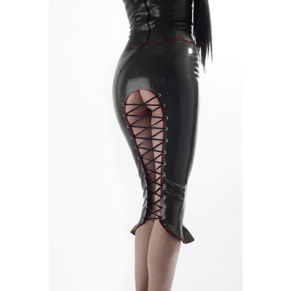 Inverse Derriere Skirt - Vex Inc. | Latex Clothing