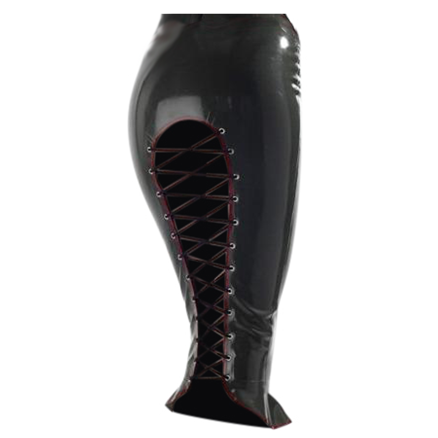 Inverse Derriere Skirt  Womens - Vex Inc. | Latex Clothing