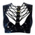 Laced Bra Top  Womens - Vex Inc. | Latex Clothing