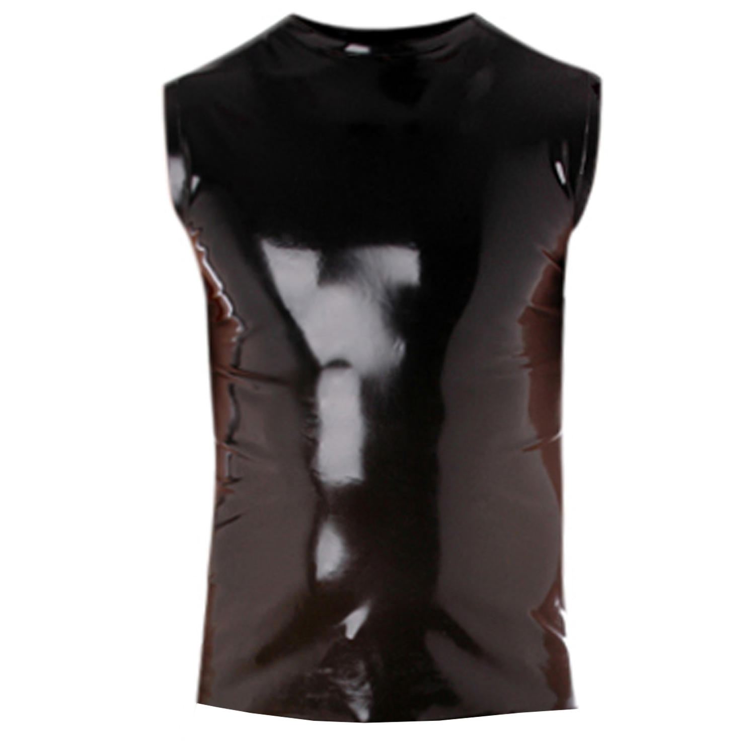 Muscle T-shirt  Mens - Vex Inc. | Latex Clothing