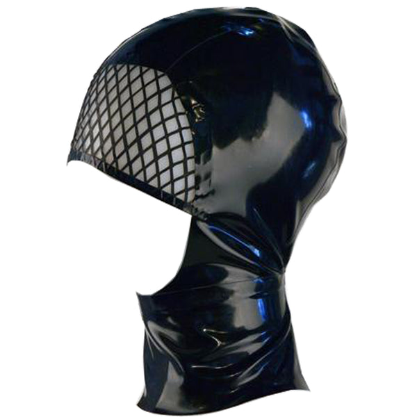 Net Eye Mask - Vex Inc. | Latex Clothing