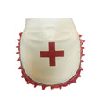 Nurse Apron - Vex Inc. | Latex Clothing