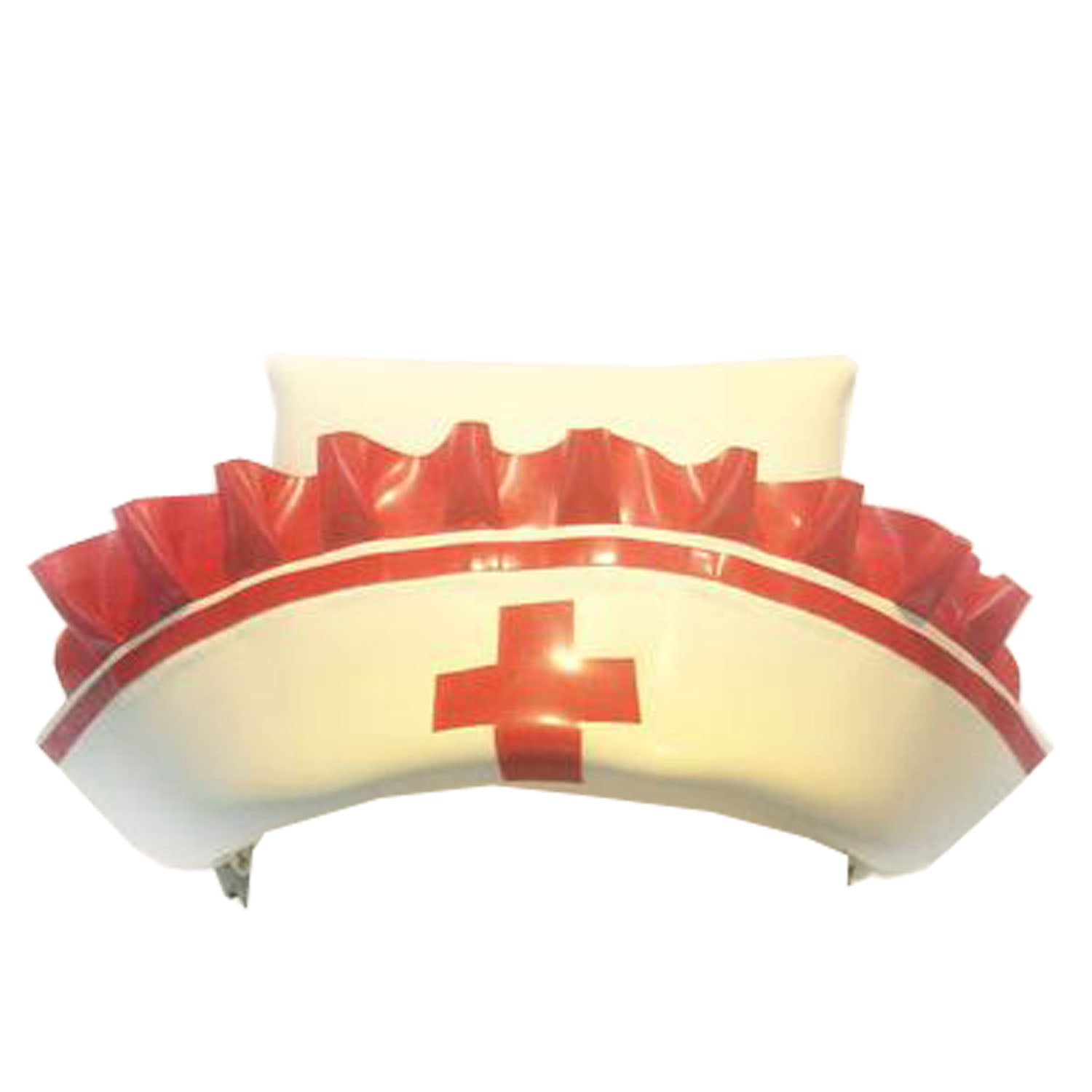 Nurse Hat - Vex Inc. | Latex Clothing