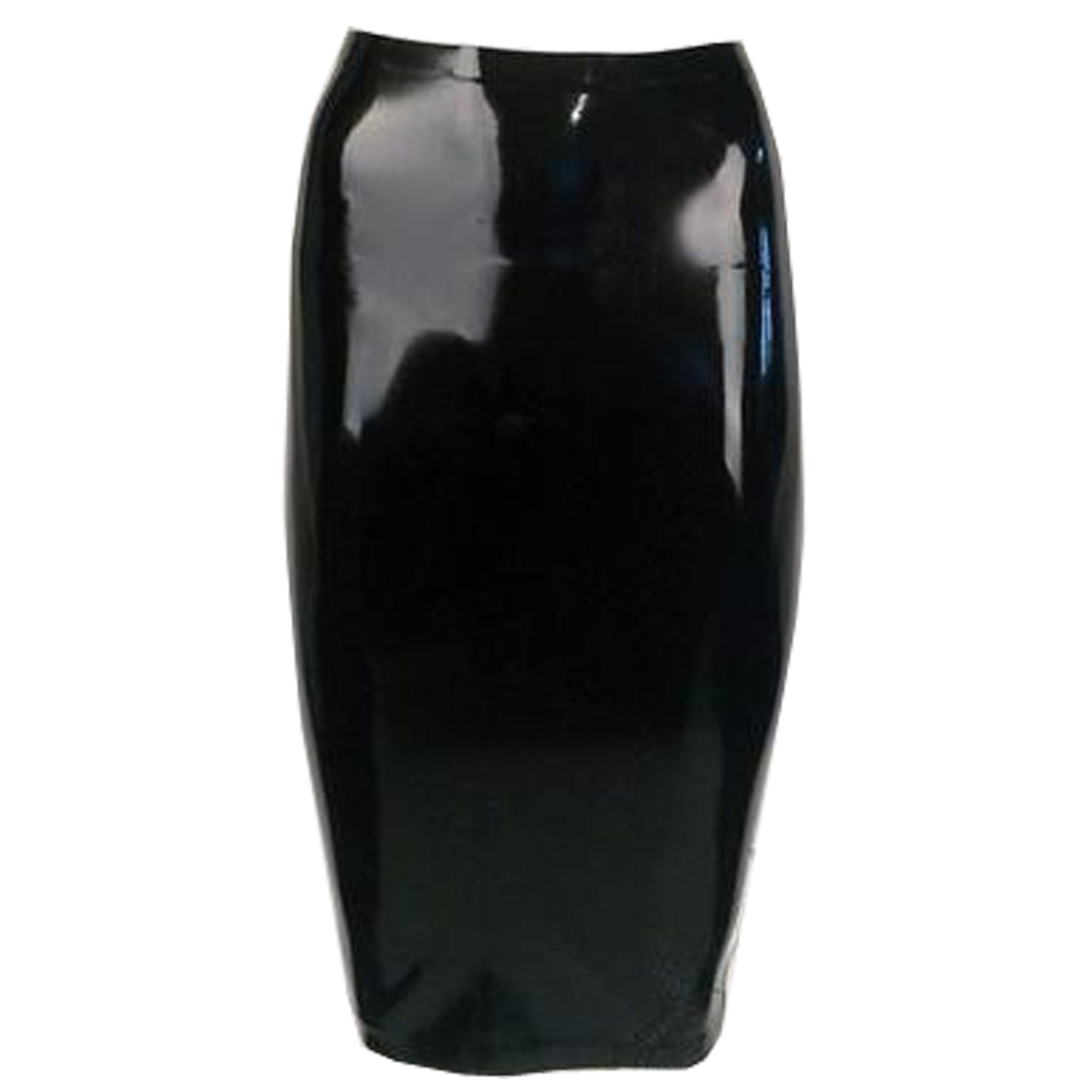 Pencil Skirt  Womens - Vex Inc. | Latex Clothing