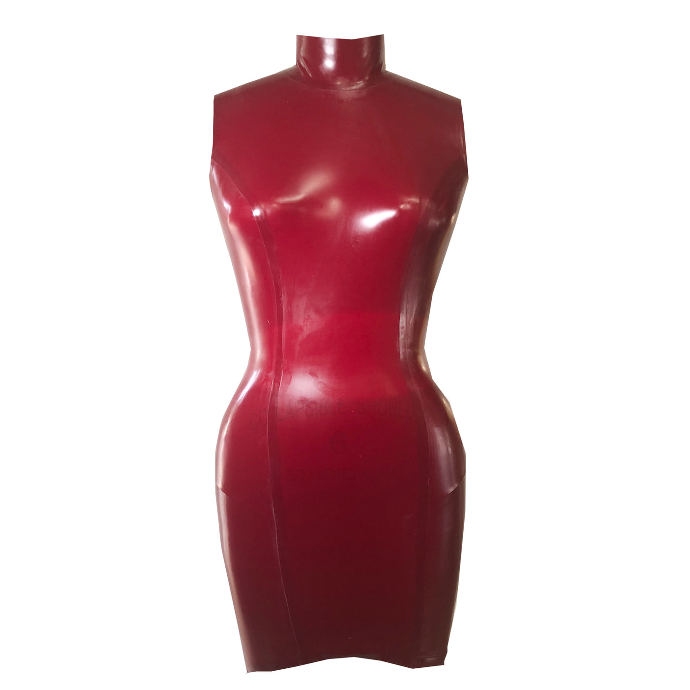 Sleeveless Dress - Vex Inc. | Latex Clothing