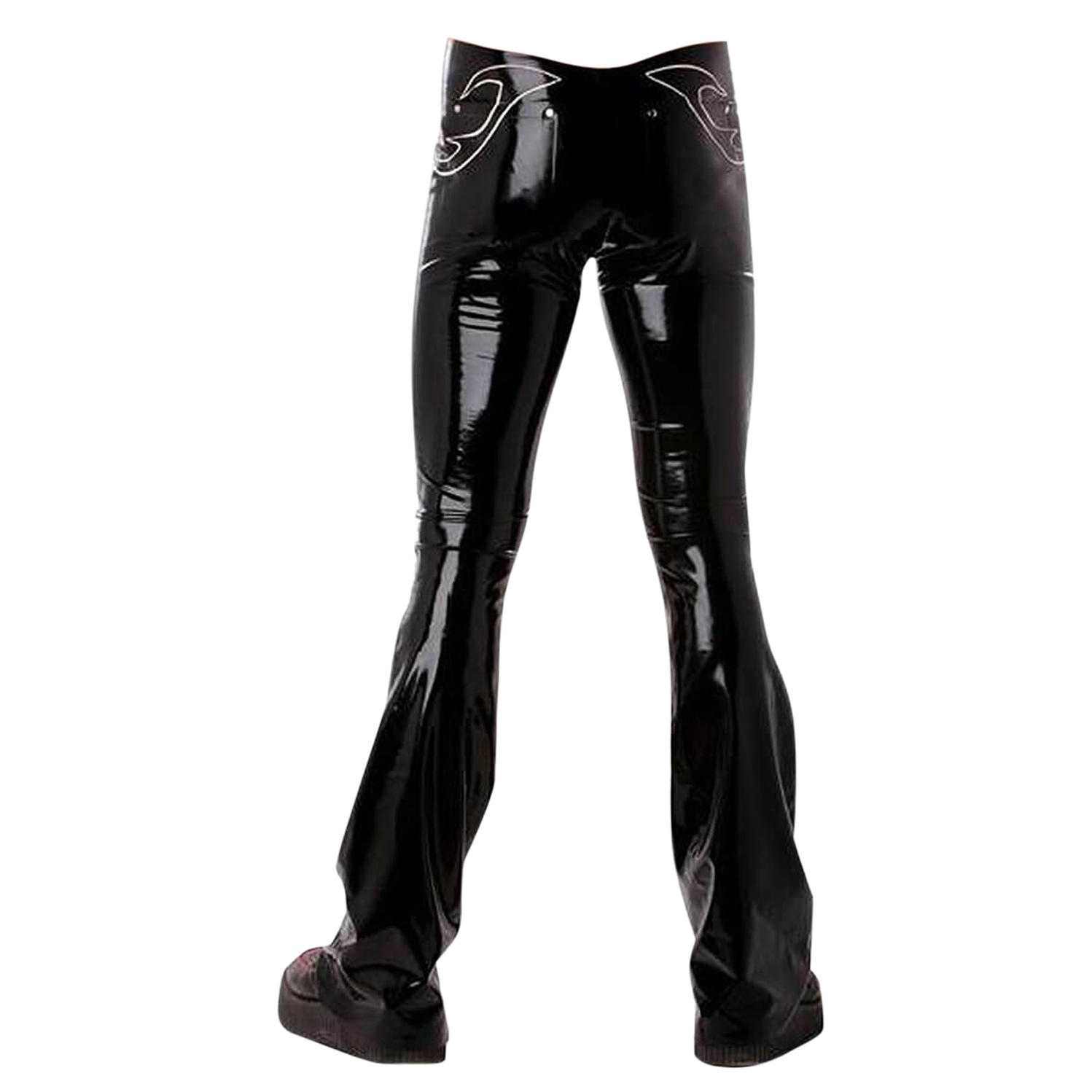 Rocker Pants  Mens - Vex Inc. | Latex Clothing
