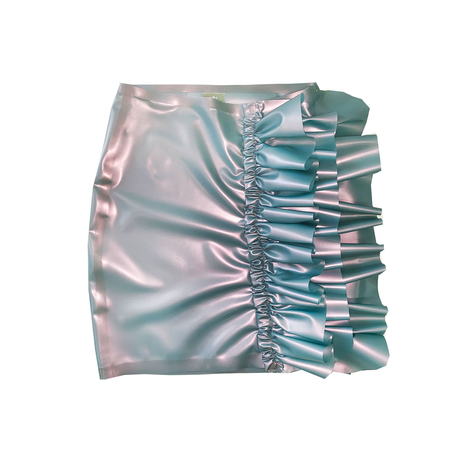 Wave Skirt  Womens - Vex Inc. | Latex Clothing