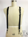 Harness Suspenders READY TO SHIP - Vex Inc. | Latex Clothing