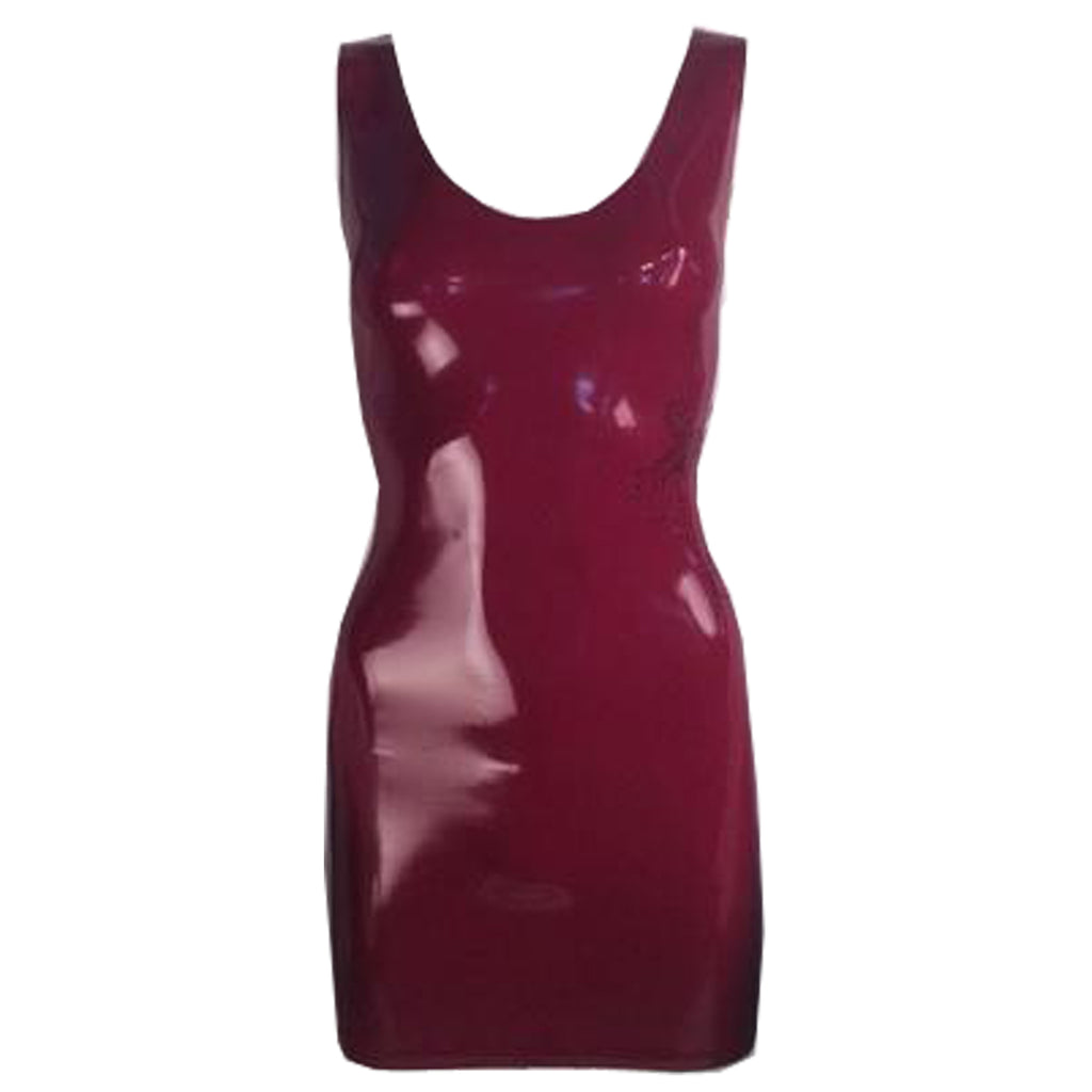Tank Dress READY TO SHIP - Vex Inc. | Latex Clothing