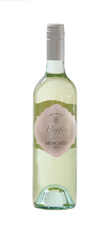 Hoggies 2017 Moscato (750ml) - DOZEN
