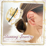 Load image into Gallery viewer, Pearlistic Slide-On Ear Cuff