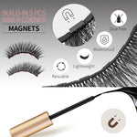 Load image into Gallery viewer, 8D Quantum Magnetic Eyelash 4PCS(Get Eyelash Curler Free)
