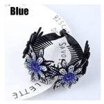 Load image into Gallery viewer, Rhinestone Hair Bun Claws Holders(2 PCS)