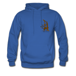 Men's Hoodie - royal blue