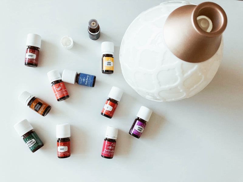 6 Essential Oils to Help You Fall Asleep