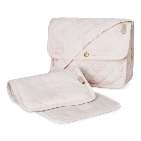 Dolls Diaper Bag - Dandelion Rose