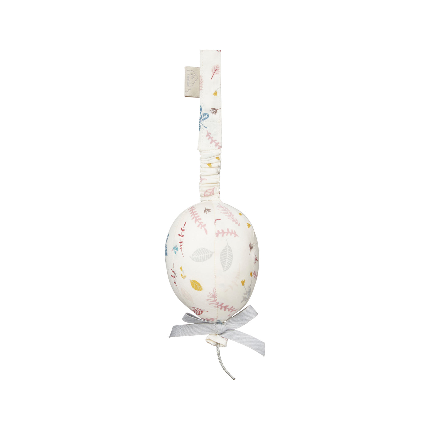 Play Gym Toy Balloon - Pressed Leaves Rose