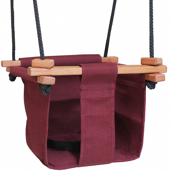 Baby Kea Swing - Burgundy