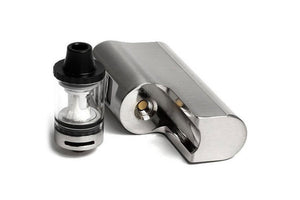 KangerTech JUPPI 75W Starter Kit with JUPPI Tank - 3.0ml- 7.0ml-Silver